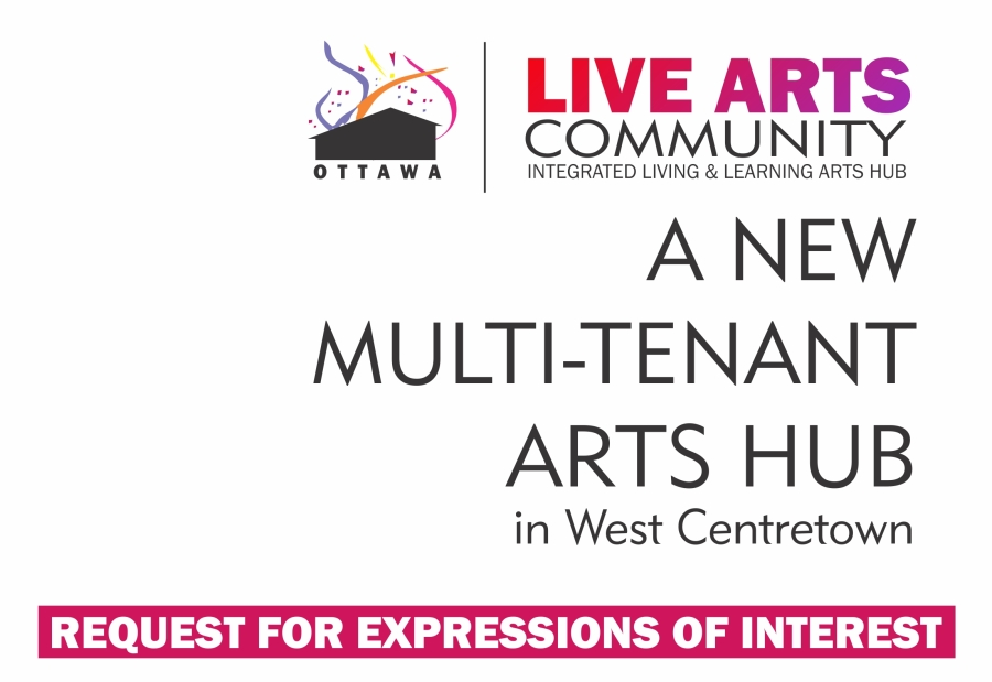 Is your Arts Organization Interested?